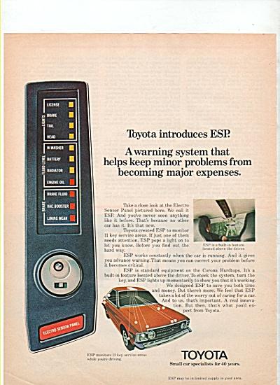 Toyota ad - 1974 (Image1)