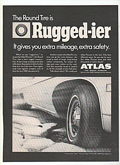 Atlas tires ad 1969 (Image1)