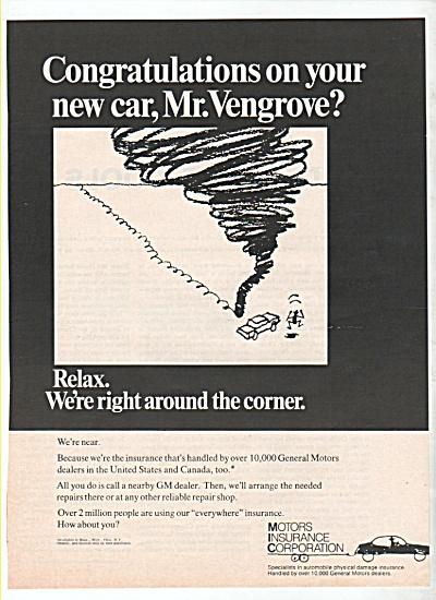 Motors Insurance Corporation ad 1969 (Image1)