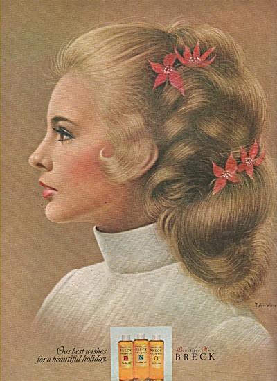Breck shampoo ad 1968 (Image1)