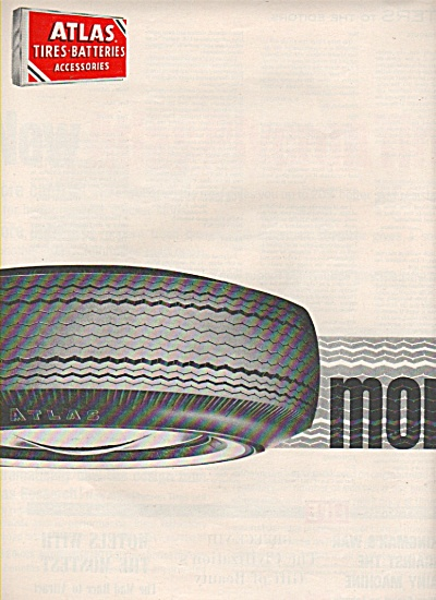 Atlas tires and batteries ad 1963 (Image1)