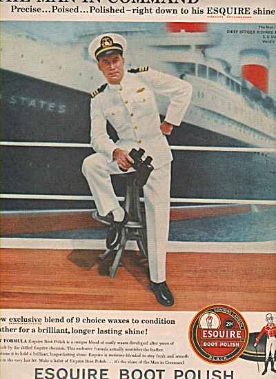 Esquire Boot  polish ad 1960 (Image1)