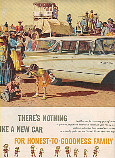 General Motors cars ad 1960 (Image1)