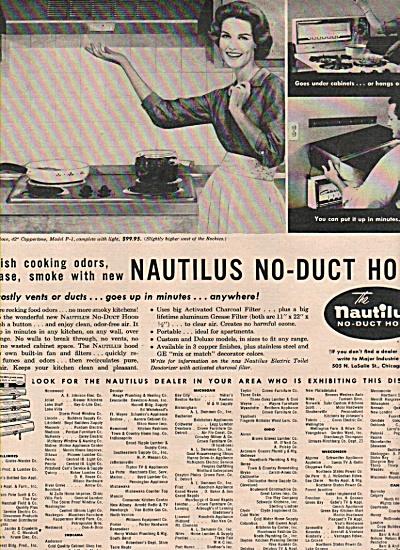 Nautilus no-duct hood ad 1960 (Image1)