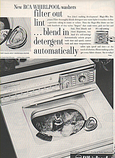Whirlpool washer ad 1960 (Image1)