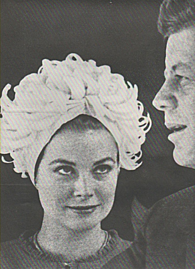 Picture:  JOHN F. KENNEDY - GRACE KELLY photo 1961 (Image1)