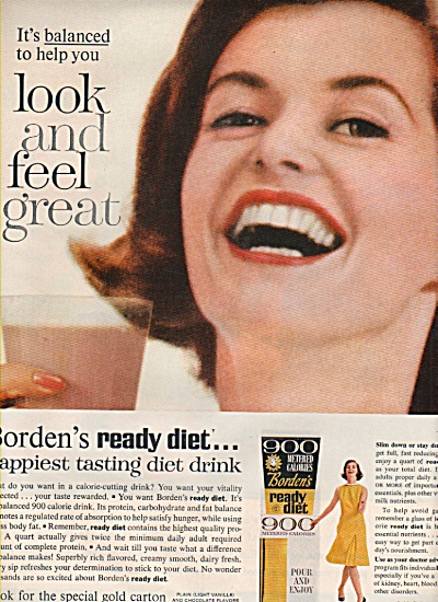 Bordens ready diet ad 1961 (Image1)