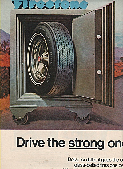 "Firestone tires ""78"" ad 1969 (Image1)"