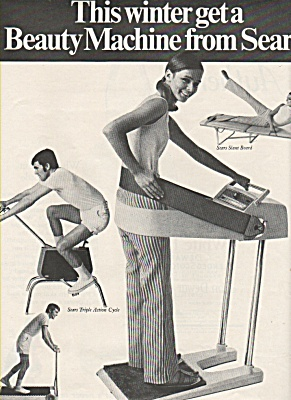 Sears, Roebuck beauty machines ads 1969 (Image1)