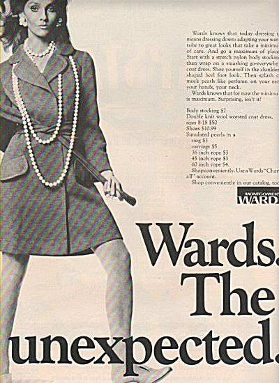 Montgomery Ward Stores ad 1969 (Image1)