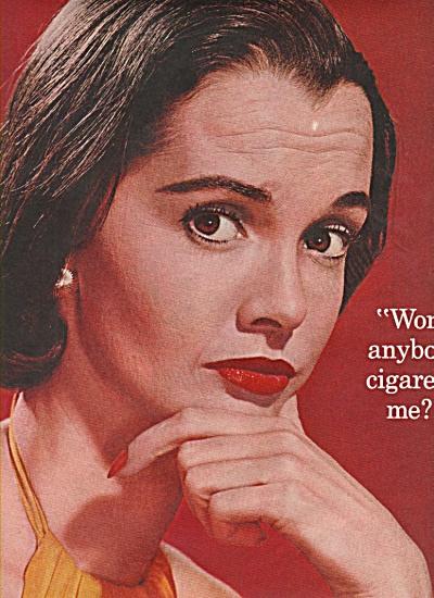 Marlboro cigarettes ad 1957 (Image1)
