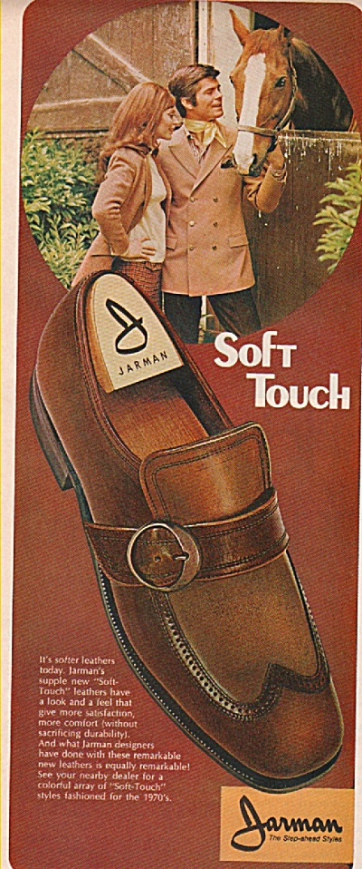 Jarman mens shoes ad 1970 (Image1)
