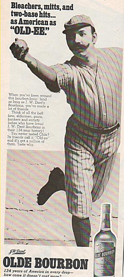 Olde Bourbon ad 1970 (Image1)