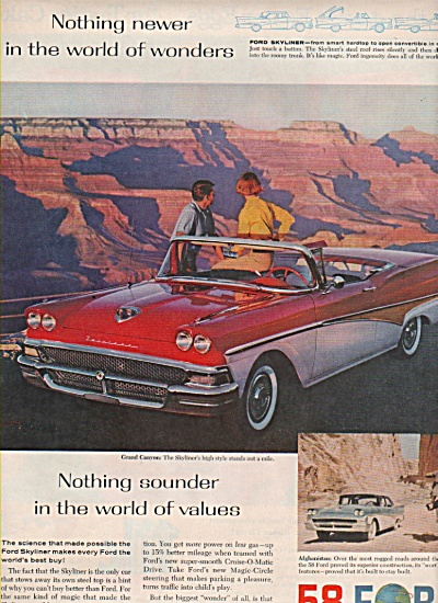 Ford auto 1958 (Image1)
