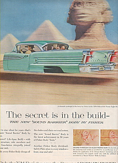 Fisher body ad 1958 (Image1)