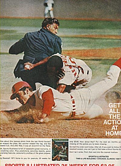 Sports Illustrated ad 1971 (Image1)