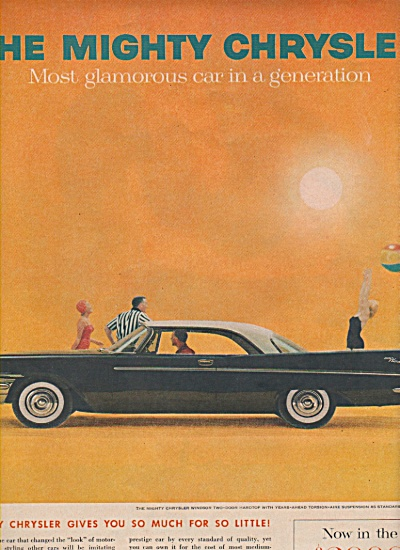 Chrysler Windsor auto ad 1970 (Image1)
