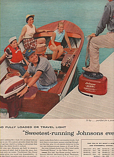 Johnson's Motors 1957 (Image1)