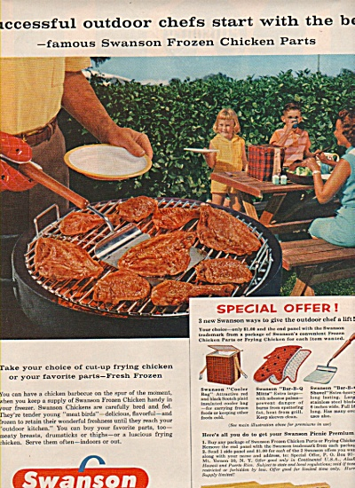 Swanson chicken parts ad 1957 (Image1)