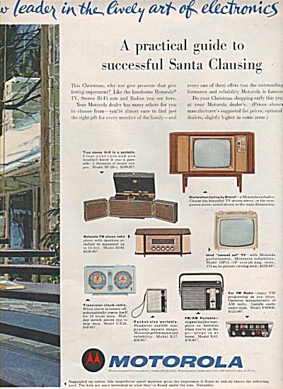 Motorola television ad 1962 (Image1)