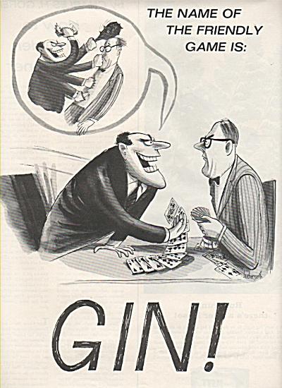 Famous cardplayer ad 1962 (Image1)