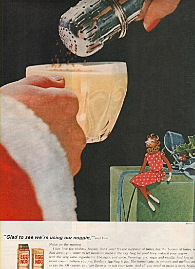 Egg Nog ad 1962 (Image1)