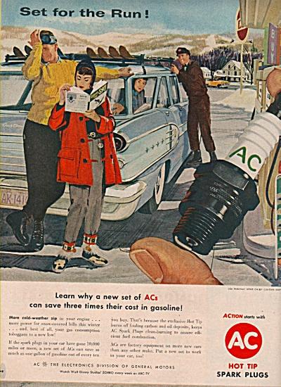 AC spark plugs ad 1958 (Image1)