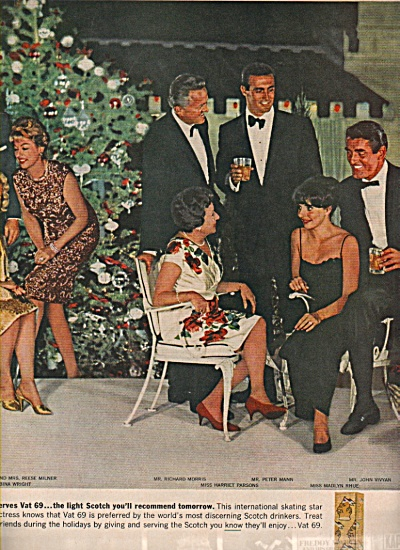 Vat 69 scotch ad 1962 (Image1)