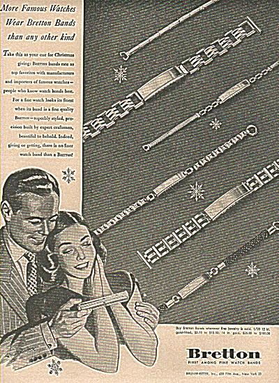 Bretton fine watch bands ad (Image1)