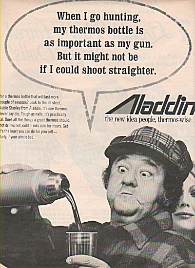 Aladdin theremos ad 1972 (Image1)