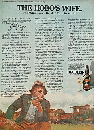 Heublein cocktails ad 1972 (Image1)