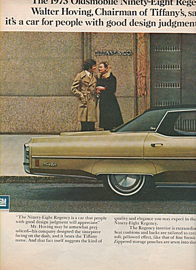 Oldsmobile Ninety-eight - 1973 (Image1)