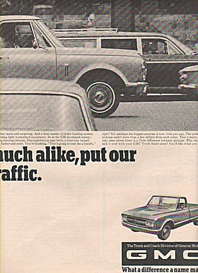 GMC trucks ad 1966 (Image1)