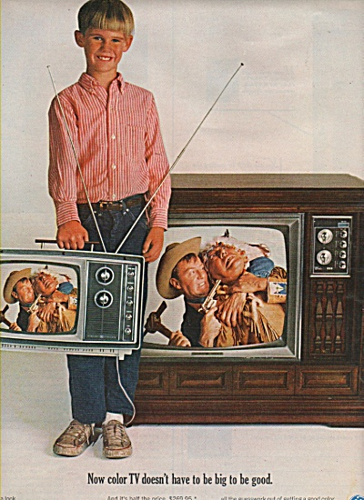 General electric television  ad 1966 (Image1)