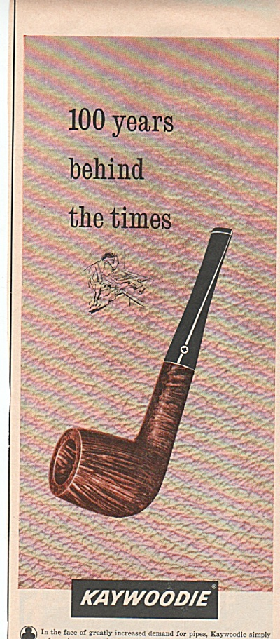 Kaywoodie pipe ad 1966 (Image1)