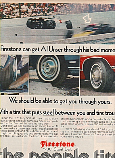 Firestone tires ad 1972 (Image1)