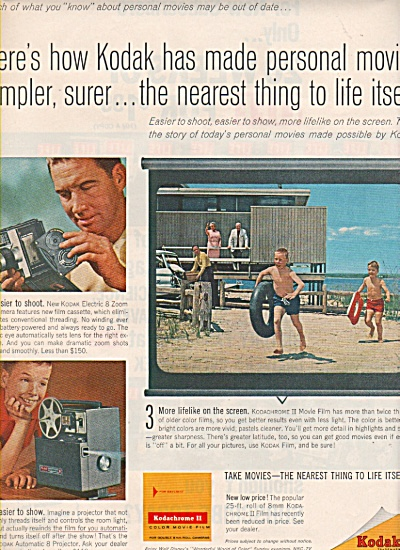 Kodak film and camera ad 1963 (Image1)