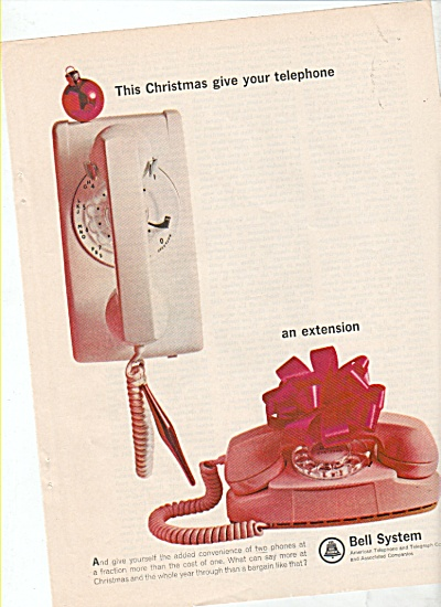 Bell System ad 1964 (Image1)