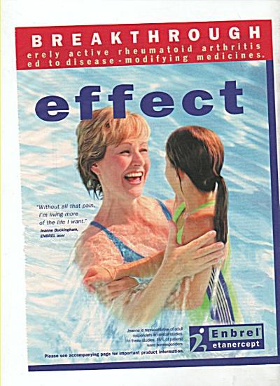 Embrel etanercept ad 1999 (Image1)