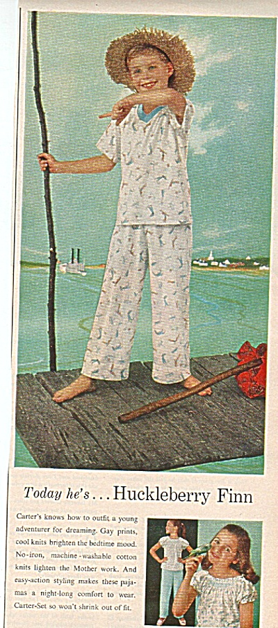 Carter's clothes ad 1958 (Image1)