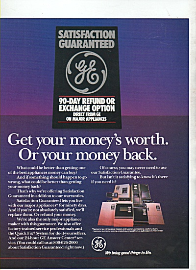 General Electric  ad 1988 (Image1)