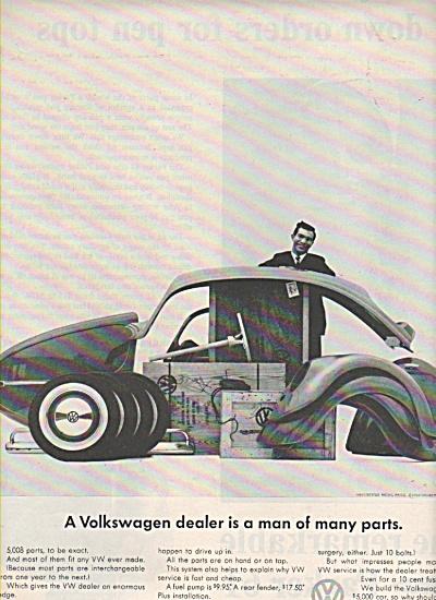 Volkswagen ad 1962 (Image1)