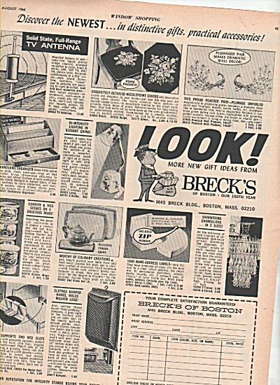 Breck's of Boston ad 1968 (Image1)