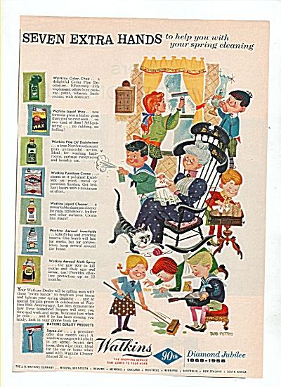 Watkins diamond jubilee ad 1958 (Image1)