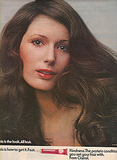 Kindness by Clairol ad 1971 (Image1)