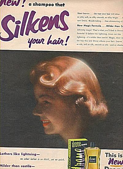 drene shampoo ad 1953 (Image1)