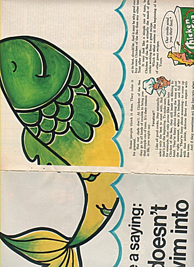 Chicken of the Sea Tuna ads - 1974 (Image1)