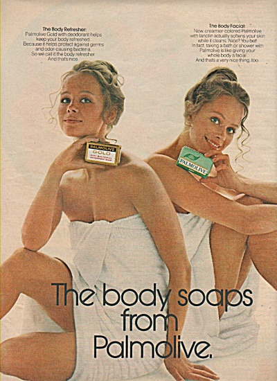 Palmolive soap ad 1971 (Image1)