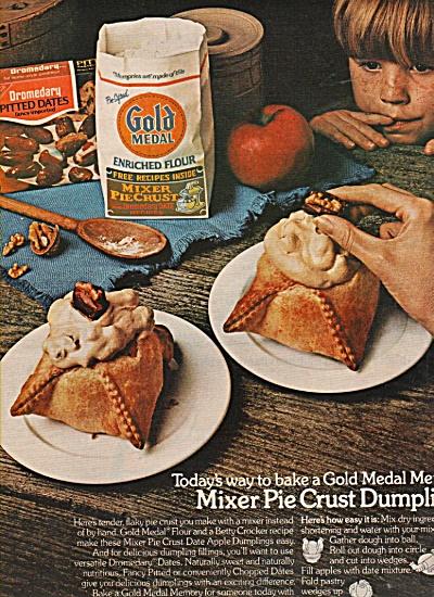 Gold Medal flour ad 1971 (Image1)