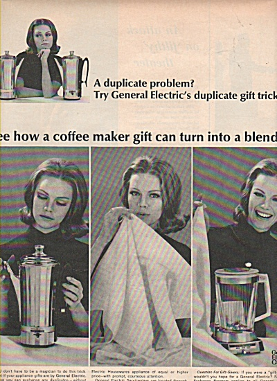 General Electric products ad 1966 (Image1)